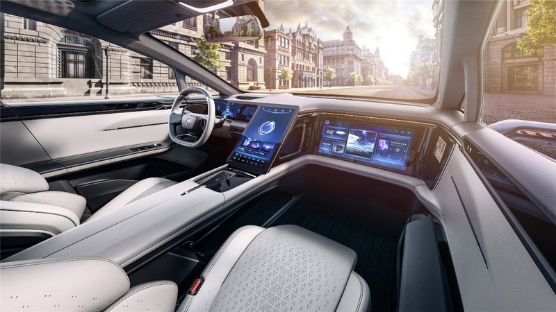 Human Horizons Launches a Premium All-Electric Smart Brand HiPhi - 2019