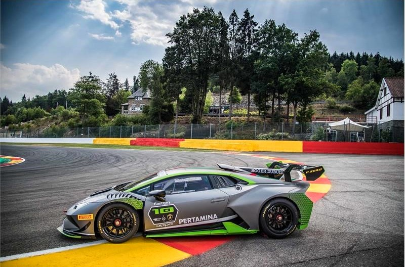 Huracán Super Trofeo Evo 10th Edition-