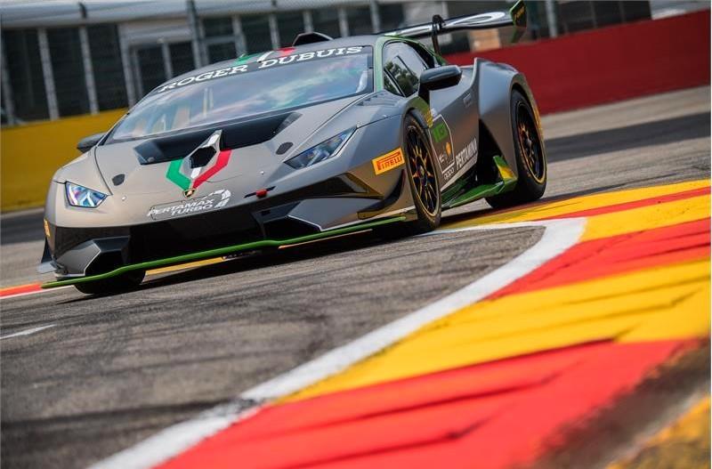 Huracán Super Trofeo Evo 10th Edition-2018 edition