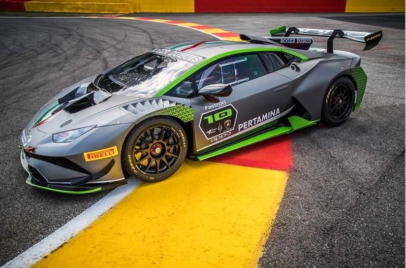 Huracán Super Trofeo Evo 10th Edition 2018