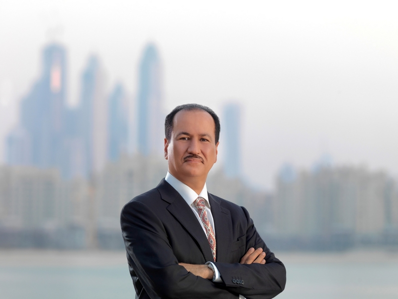 Hussain Sajwani, founder and Chairman of DAMAC Properties and the DICO Group of Companies