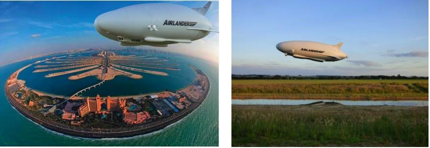 Hybrid Air Vehicles Airlander 10-photos