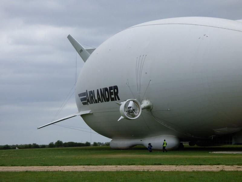 Hybrid Air Vehicles Airlander 10