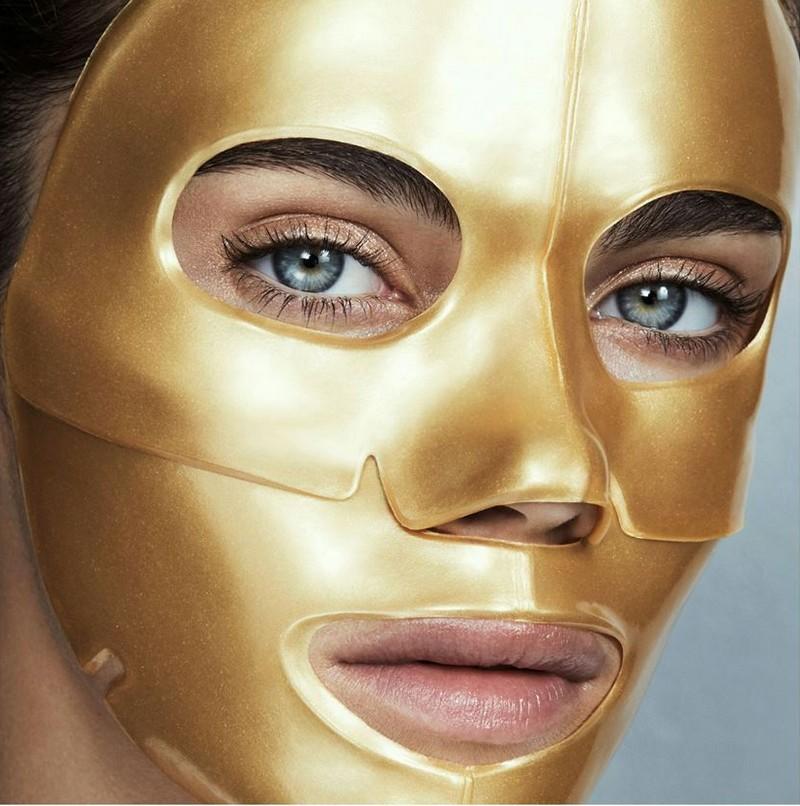 Hydra-lift Golden Facial Treatment Mask at mzskindotcom