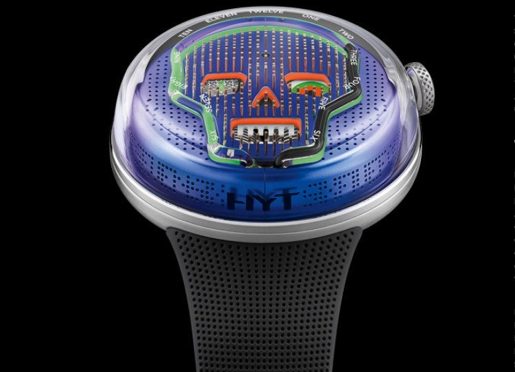 Hyt Watches Soonow Drop One limited edition watch 2019