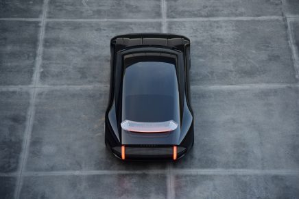 New Prophecy concept EV takes Sensuous Sportiness to next level
