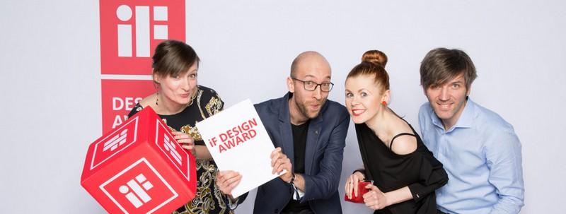 IF Design Awards -photos