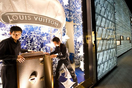 Luxury brands in a quandary as China's wealthy young develop resistance to bling