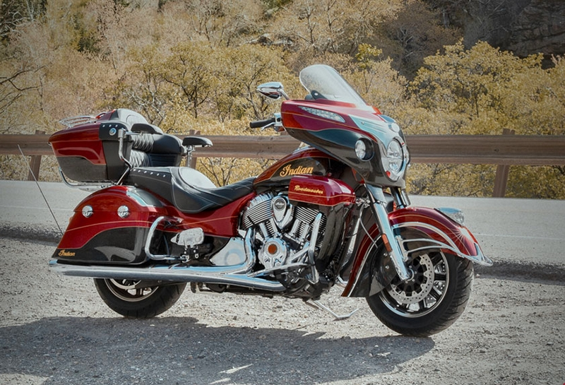 INDIAN MOTORCYCLE LIMITED-EDITION 2019 ROADMASTER ELITE-2019