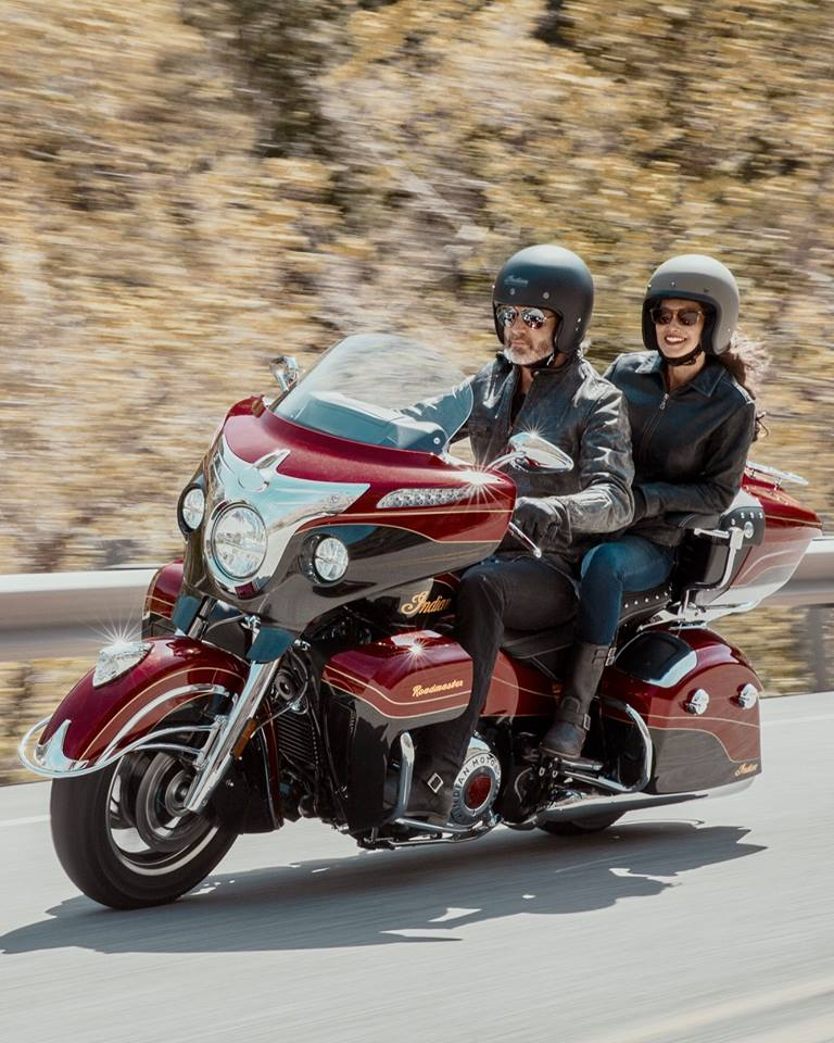 INDIAN MOTORCYCLE LIMITED-EDITION 2019 ROADMASTER ELITE motorcycle-