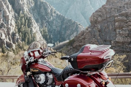 New Roadmaster Elite motorcycle: Engineered for unrivaled comfort and luxury