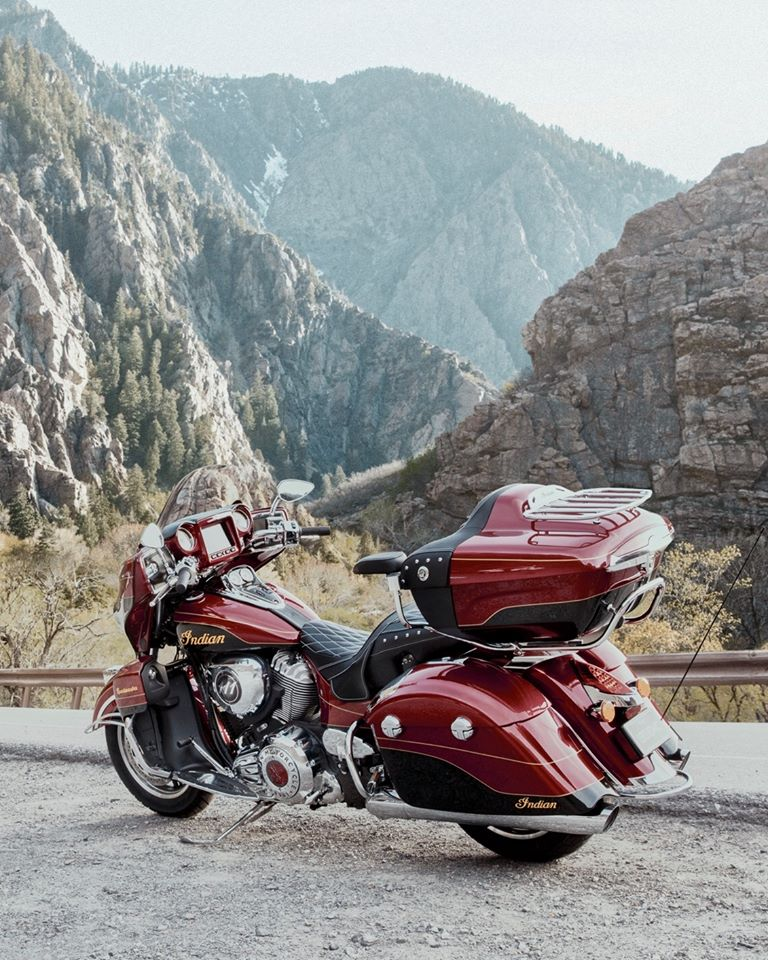 INDIAN MOTORCYCLE LIMITED-EDITION 2019 ROADMASTER ELITE motorcycle