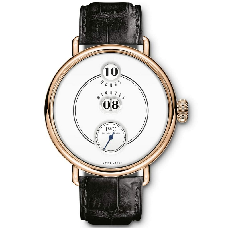 IWC Tribute to Pallweber Edition 150 Years