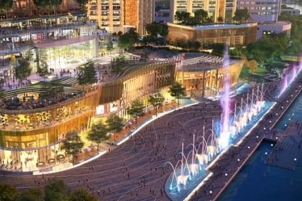 IconSiam, one of the most exciting new developments in Asia, is spending more than US$30 million for the launch