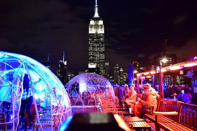 Igloo Bar New York