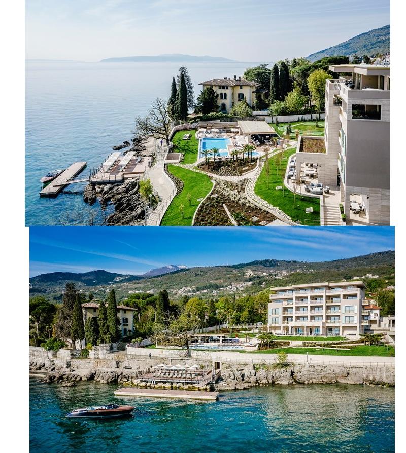 Ikador Luxury Boutique Hotel & Spa Ika, Croatia 2019