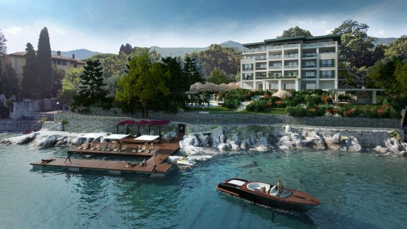 Ikador Luxury Boutique Hotel & Spa - Opatija, Croatia