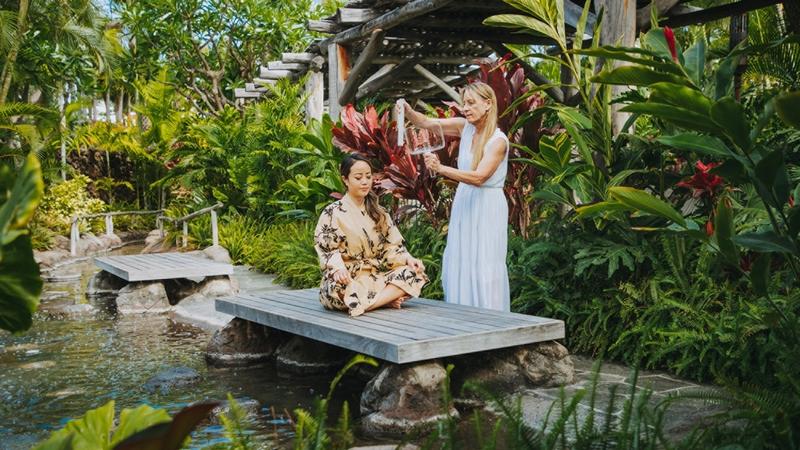 Iliahi Forest Essence Spa Treatment at Four Seasons Resort Hualalai