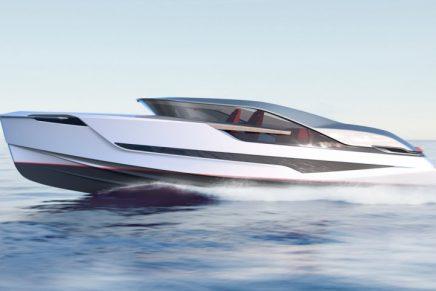 Mini-Ilumen – A unique day cruiser with the distinctive features of a Dominator Ilumen