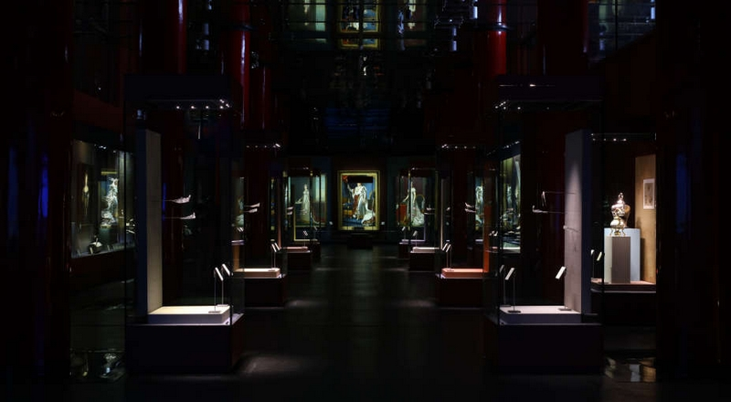 Imperial Splendours in the Forbidden City - Chaumet's patrimonial wealth in a retrospective-
