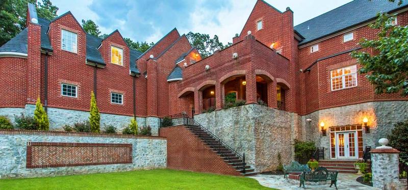 Impressive mansion in Marietta, Georgia-GALLERY