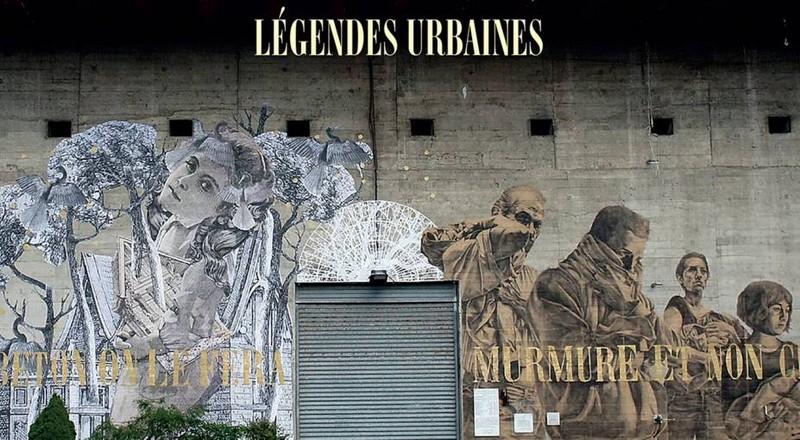 In Fine Éditions d'Art Legendes Urbain