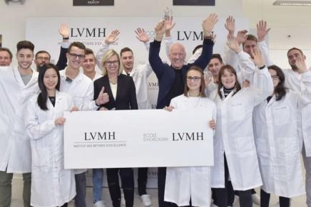 LVMH inaugurates LVMH École d'Horlogerie watchmaking school