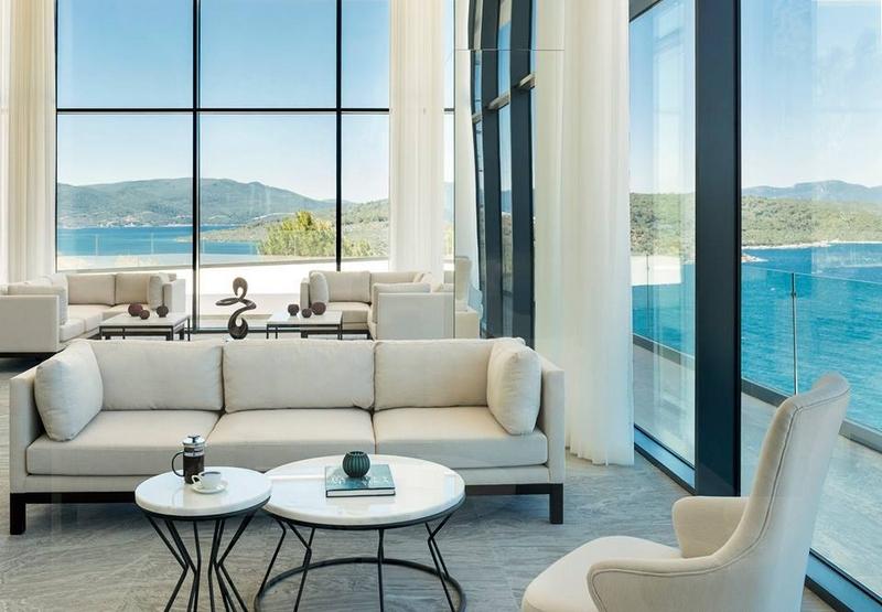 Incomparable vistas of the Aegean Sea