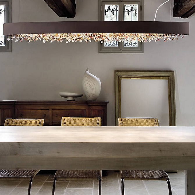 Incorporate a Luxury Setting at Home with Eco-Friendly Lighting
