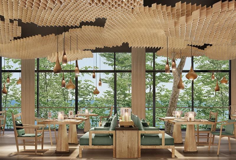 Indochine Restaurant Six Senses Krabey Island