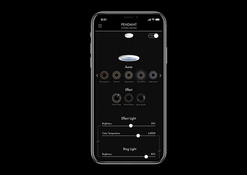 Infinite Aura app