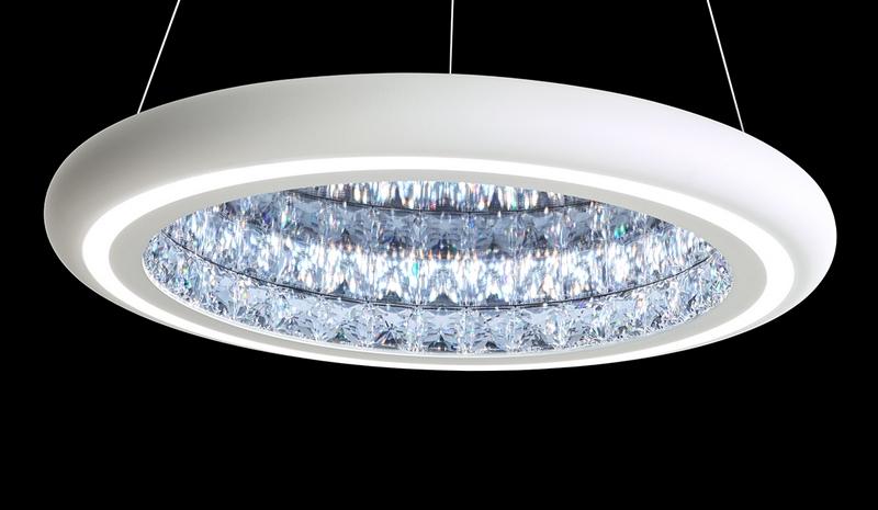 Infinite Aura chandelier