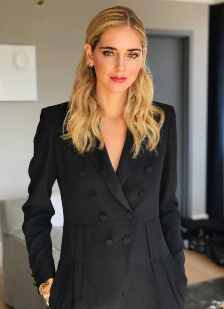 Influencer, Image curator and connoisseur, Chiara Ferragni is the new Lancôme Muse