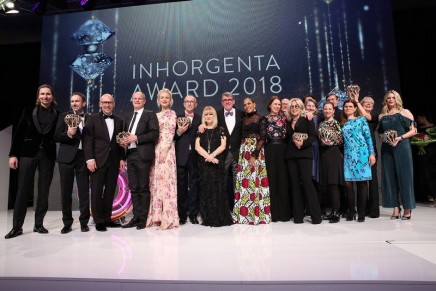Inhorgenta Awards 2018. These are the winners of the Inhorgenta Awards 2018