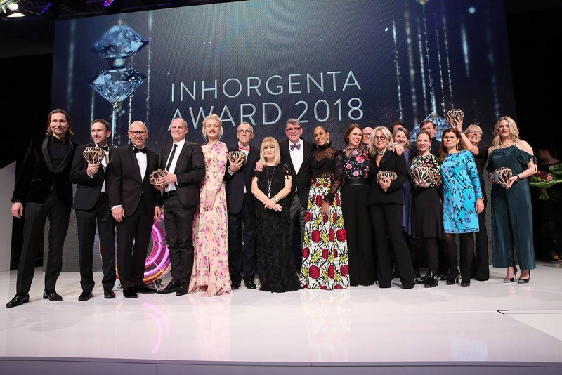 Inhorgenta Awards 2018 At Postpalast München