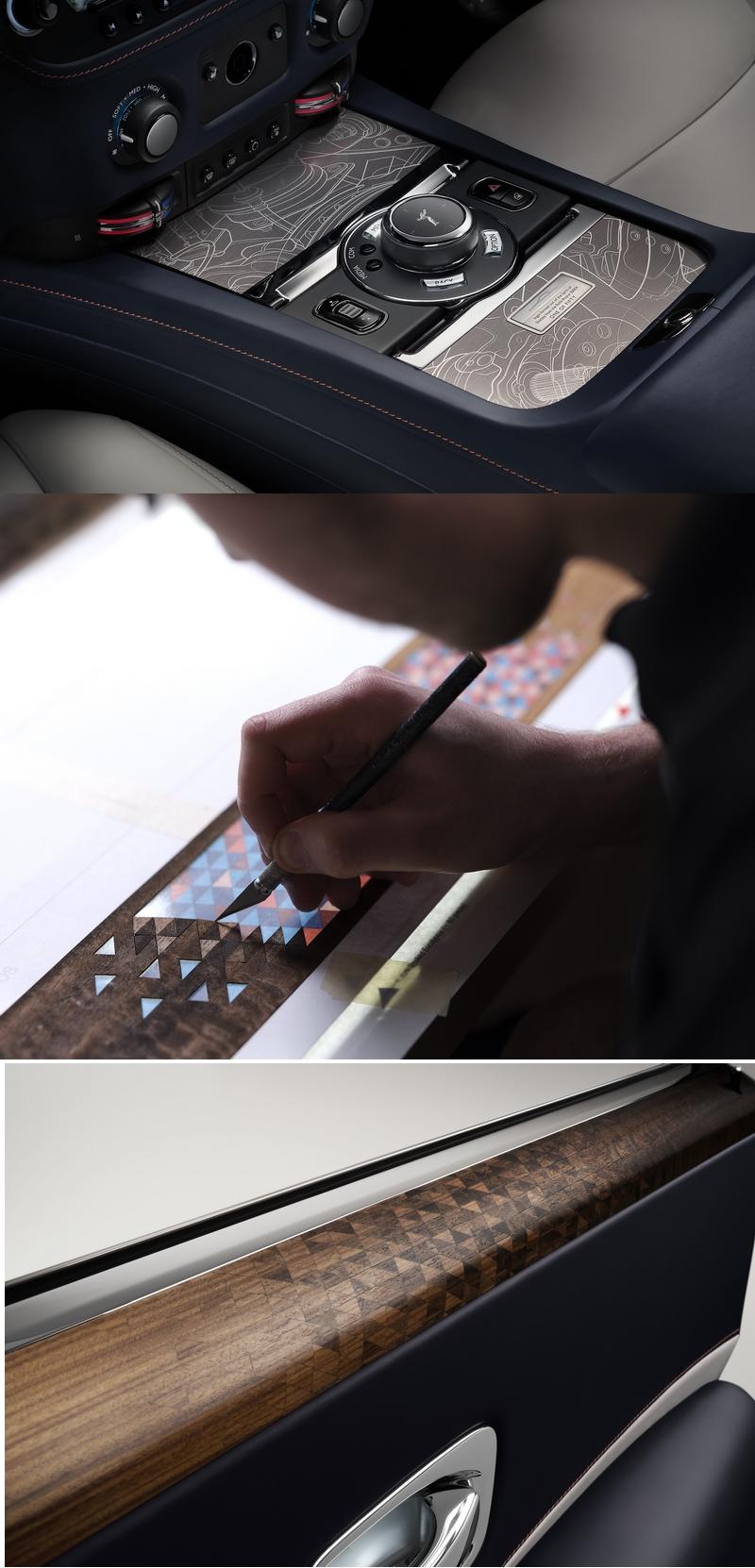 Interior - Rolls-Royce Ghost Zenith Collection 2019