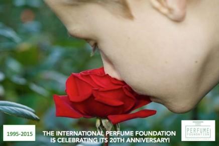 International Perfume Foundation Celebrates 20th Year Anniversary