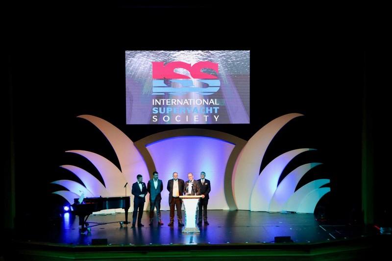 International Superyacht Society - 2017 International Superyacht Society Design & Leadership Award Winners-
