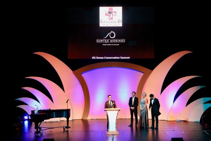 International Superyacht Society - 2017 International Superyacht Society Design & Leadership Award Winners
