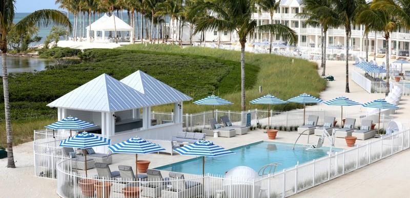 Isla Bella Beach Resort - the Florida Keys' Newest Oceanfront Independent, Luxury Resort 2019 - pools