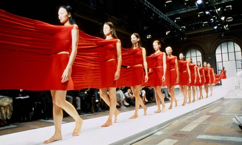 Issey Miyake spring-summer 1999 collection