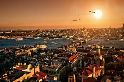 Best Sunsets in the Mediterranean Sea