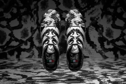 Italia Independent's Deadly Focus Boot fuses football and fashion