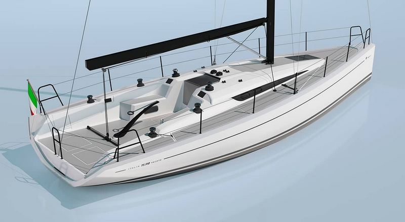 Italia Yachts 12 metre - gallery-
