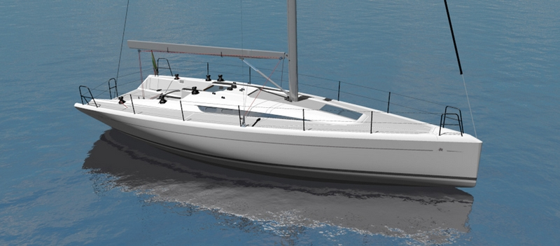 Italia Yachts 12 metre - gallery