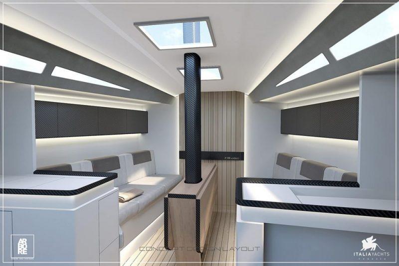 Italia Yachts 12 metre