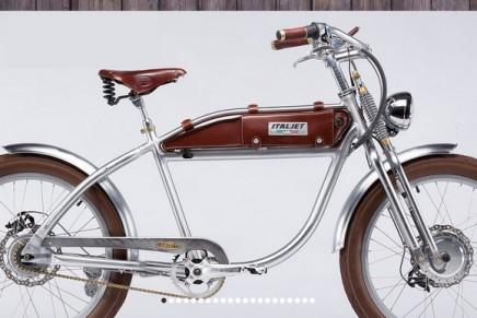 The Café Racer, Scrambler, and Bulldozer join Italjet's retro-styled e-bike trio