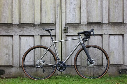J Laverack bicycle review: 'Wonderfully poised and balanced'