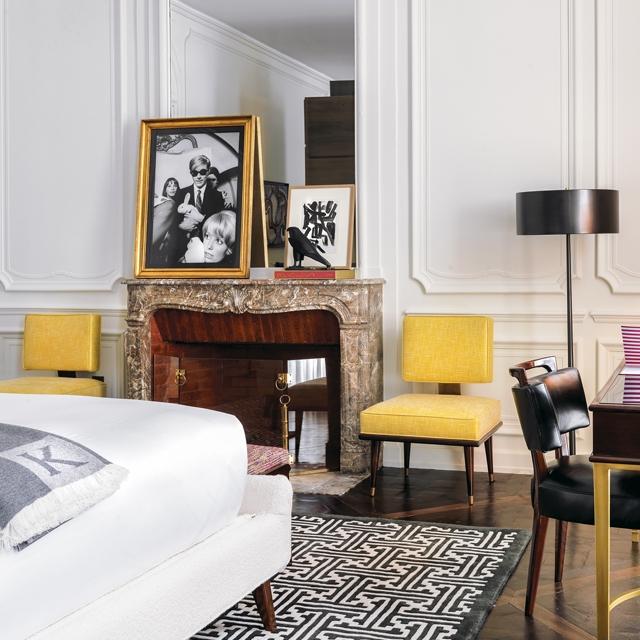 J.K. Place Paris Hotel - Paris, France