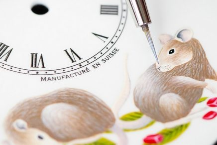 5 luxury watch brands celebrating the Year of the Rat with custom-made timepieces